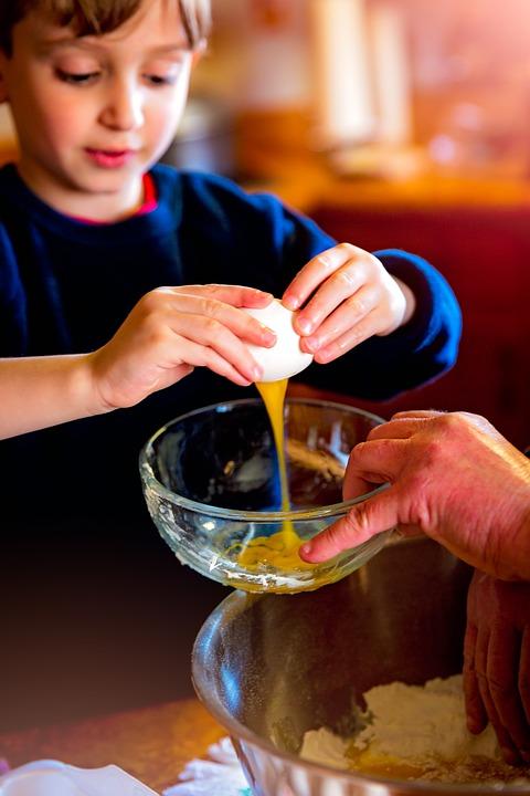 dzieci - warsztaty kulinarne w krakowie